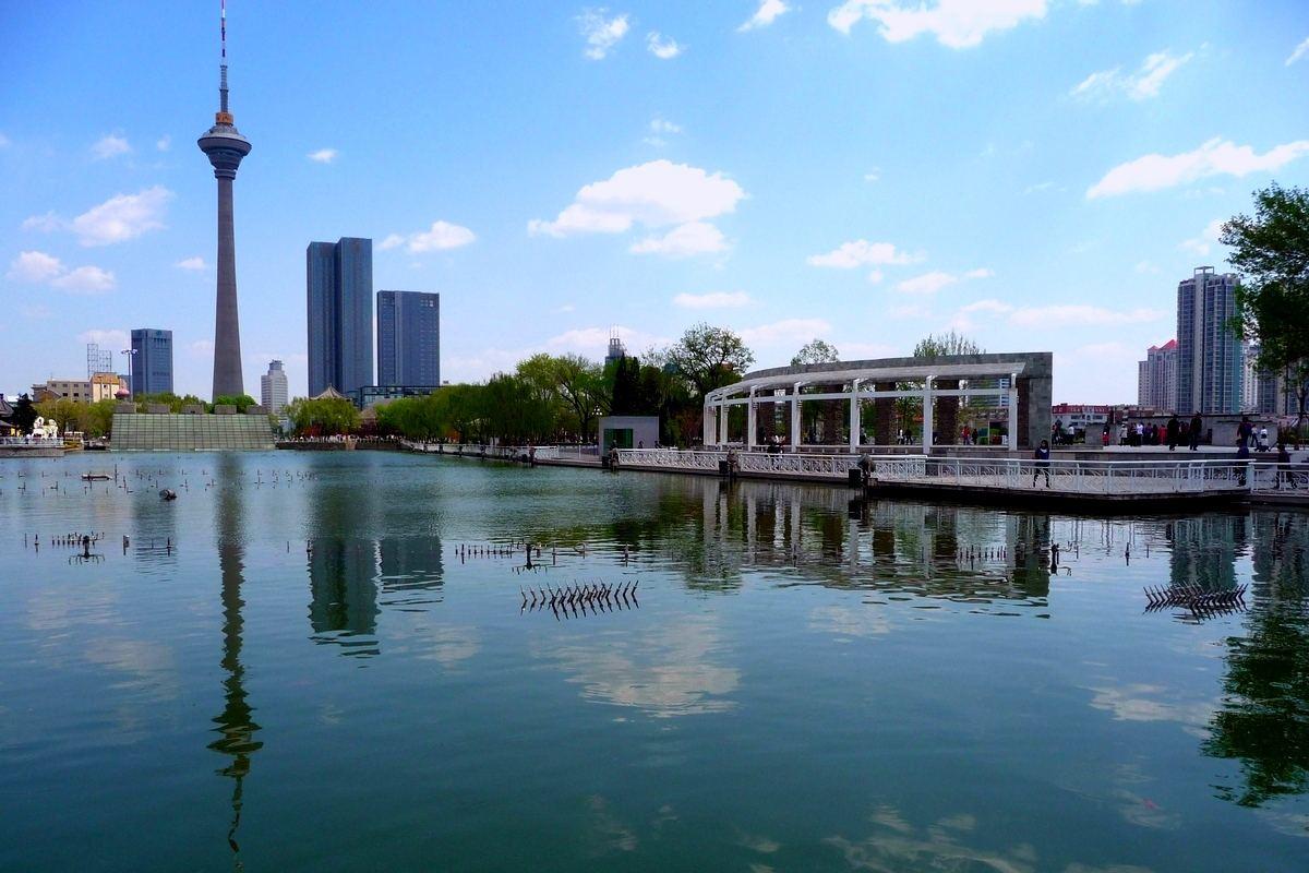 天津水上公园