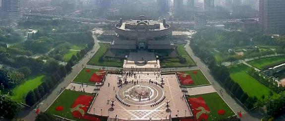 上海人民广场